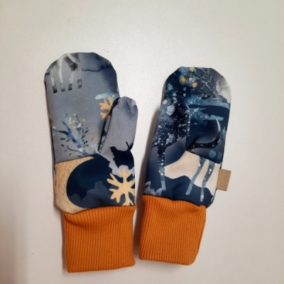 Nepremokavé rukavice