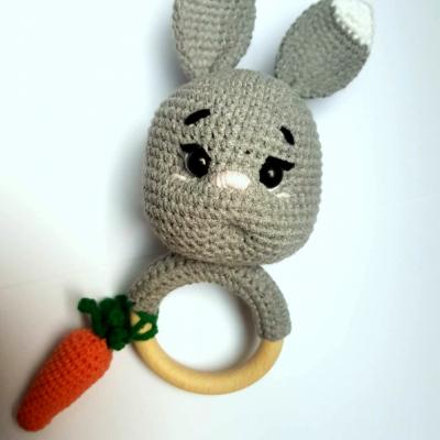 Zajko s mrkvou