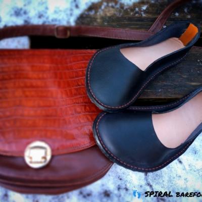 Spiral Barefoot Shoes  / Balerínky na mieru