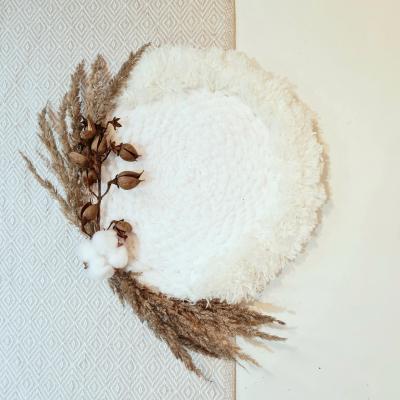 Pohladenie (na duši) - biele s prírodninami