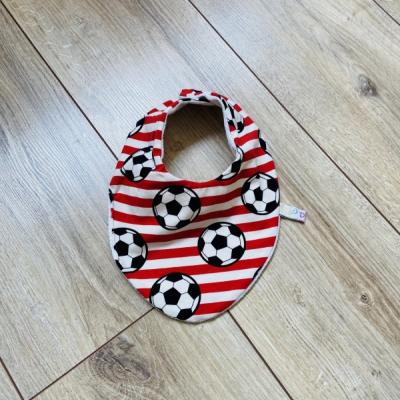 Nepremokavý podbradník futbalová lopta
