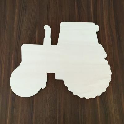Doska pre vytvorenie aktivity boardu traktor