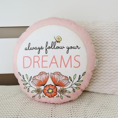 Vankúšik - follow your DREAMS