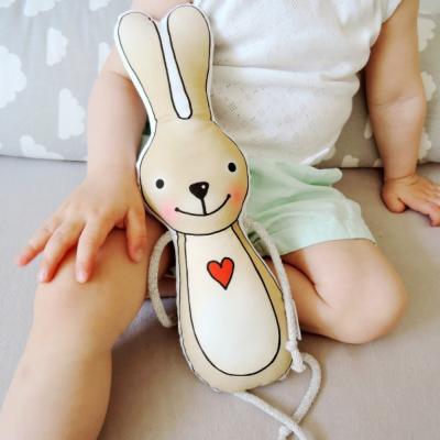 Mojkáčik zajačik 24 cm