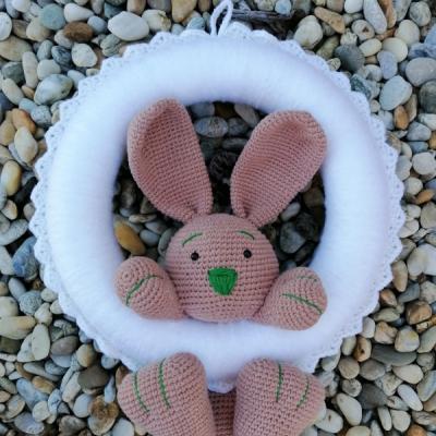 Venček so zajačikom