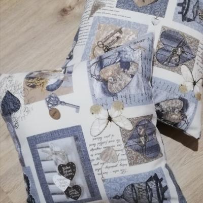 Obliečky na vankúšik 50 x 50 cm