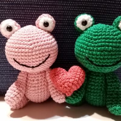 Žabacia láska...