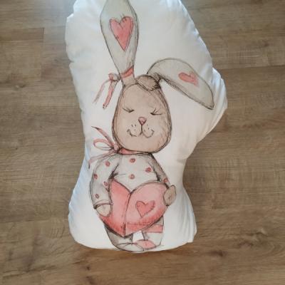 Vankúšik veľký zajačik