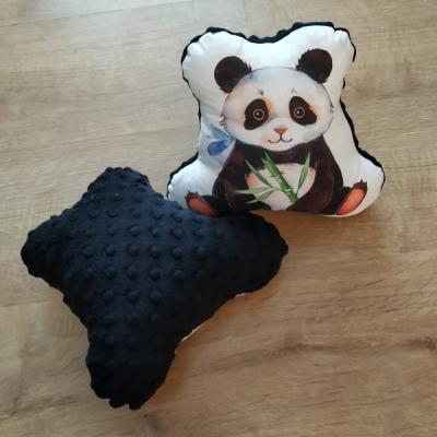 Vankúšik - malá panda