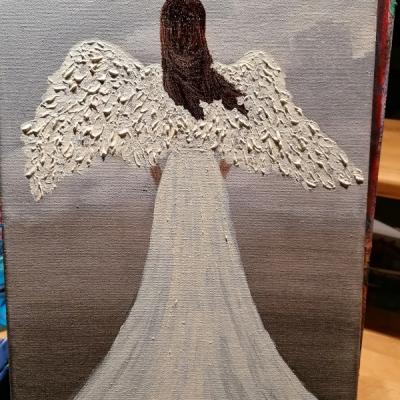Anjel strážny cistota