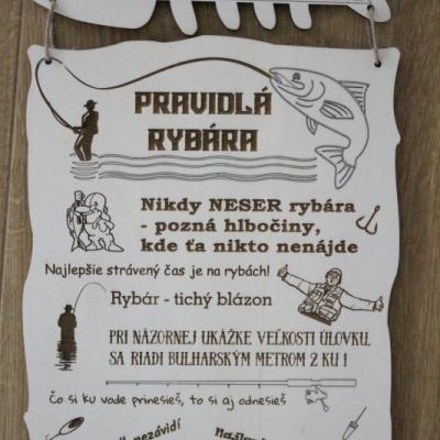 Pravidlá rybára