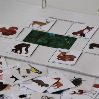 Kniha o zvieratkách - PDF verzia