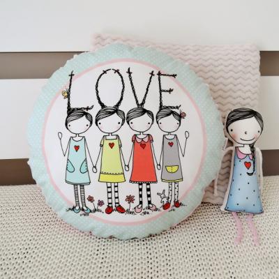 Vankúšik - LOVE