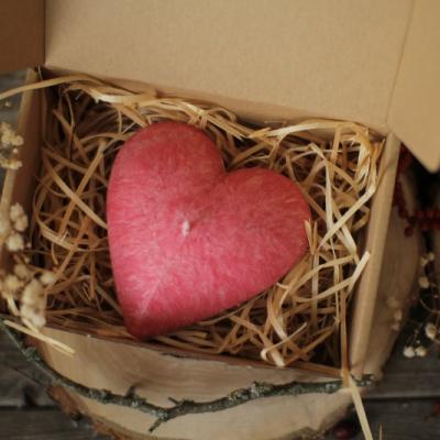 Srdiečko ♥ (v darčekovom balení)