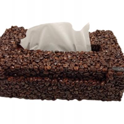 Kávový kryt na vyťahovacie servítky