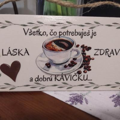 Dobrá kávička