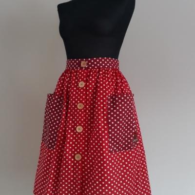 retro sukňa