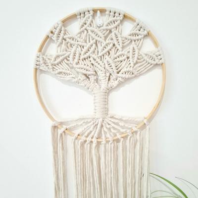 Macrame strom života