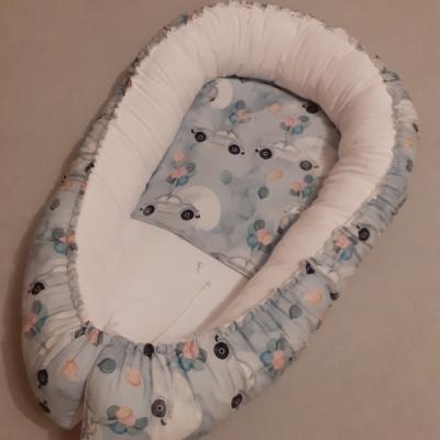 Hniezdo pre bábätko - autíčko