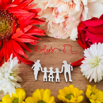Náramok Rodina 2+3