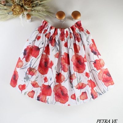 Detská suknička VLČIE MAKY