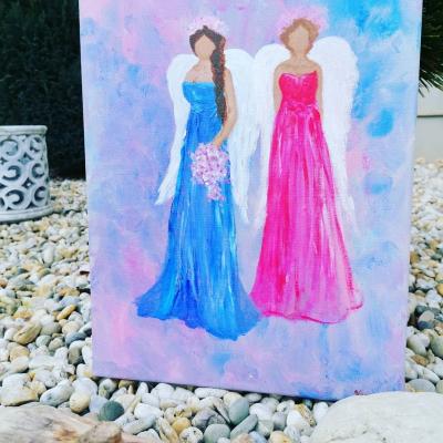 Anjeli strážni