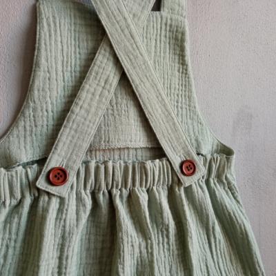Mušelínové krátke nohavice- trakáče