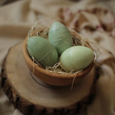 sviečky vajíčka
