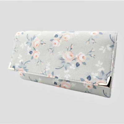 Dámska Peňaženka Kvetovaná
