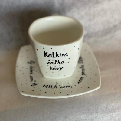 Katkina šálka kávy