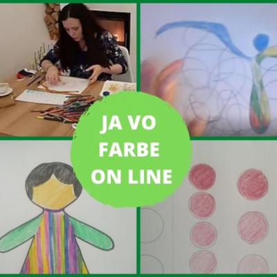 ON LINE webinár - Ja vo farbe