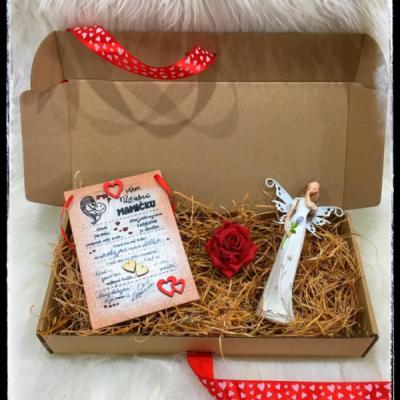 Darčeková krabička pre mamičku