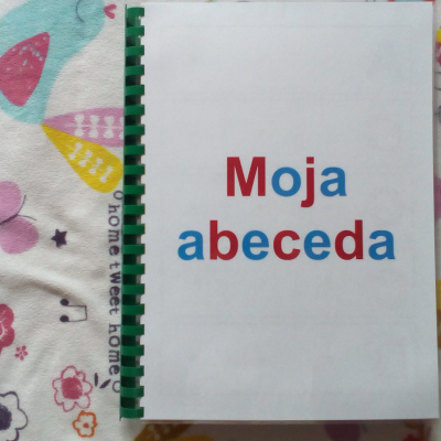 KNIŽKA MOJA ABECEDA - pdf