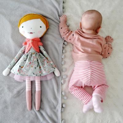 Bábika v krajine jednorožcov - 60 cm