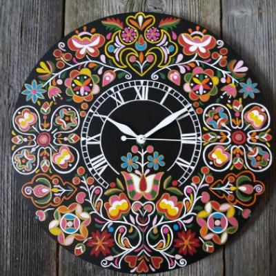 Čierne hodiny Čataj