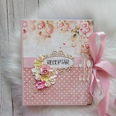 Kvetinový receptár - karisblok