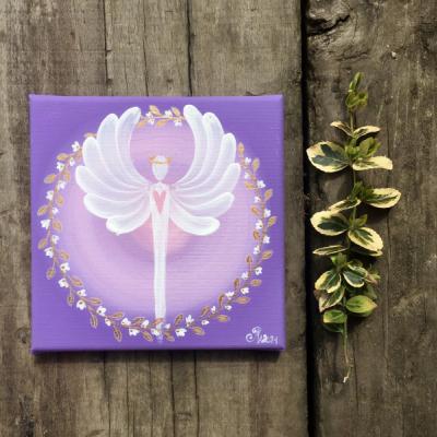 Obrázok anjelik