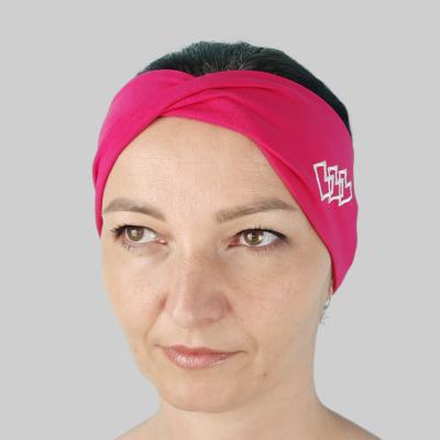 Dámska Folklórna Čelenka Ružová