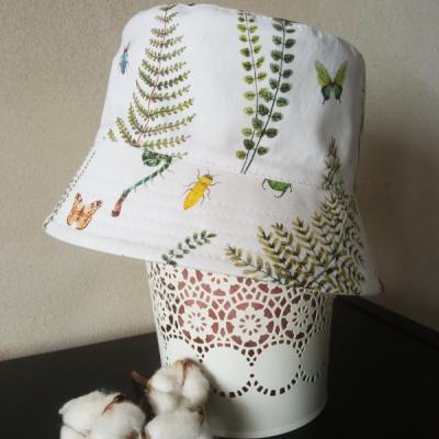 Letný klobúčik- obvod hlavy 48