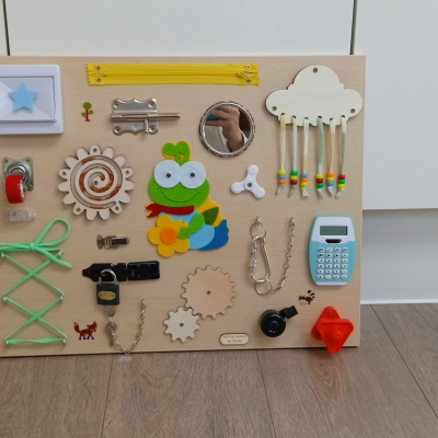 Activity Board by Romi