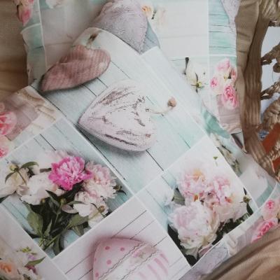 Obliečky na vankúšik- jednofarebný 40 x 40 cm