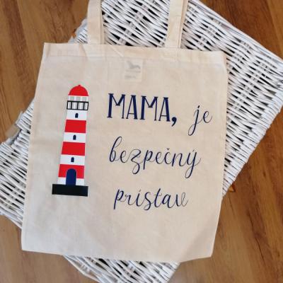 Plátená taška-MAMA