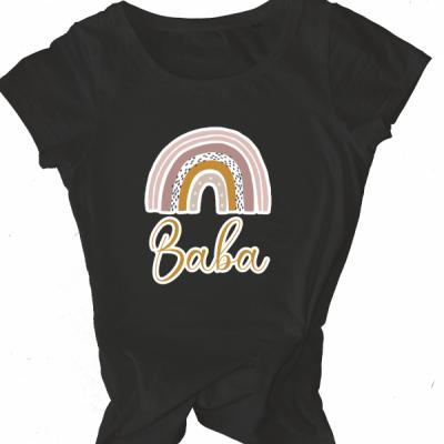 Mama Baba Mini - dúha
