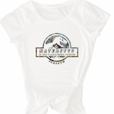 Materstvo - Jurský park