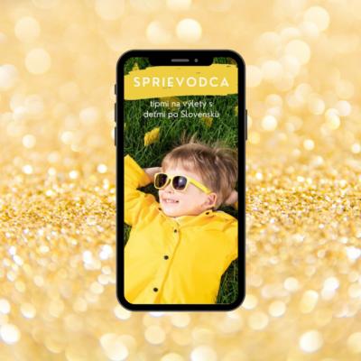 E-book 40 tipov na výlety s deťmi po Slovensku