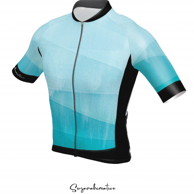 Limitovaná edícia cyklodres modrý pánska verzia