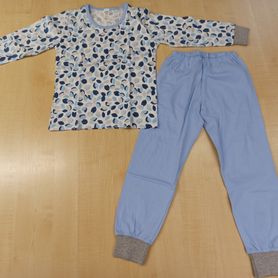 Chlapčenské bavlnené pyžamo