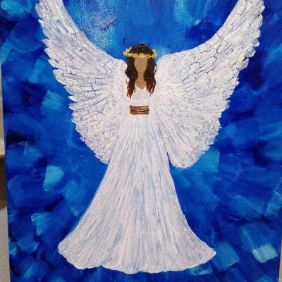 Modrý Anjel
