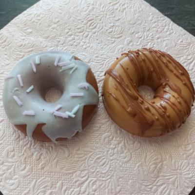 Mydlové donutky
