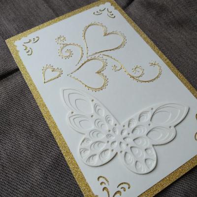 Magic card zaľúbený motýľ